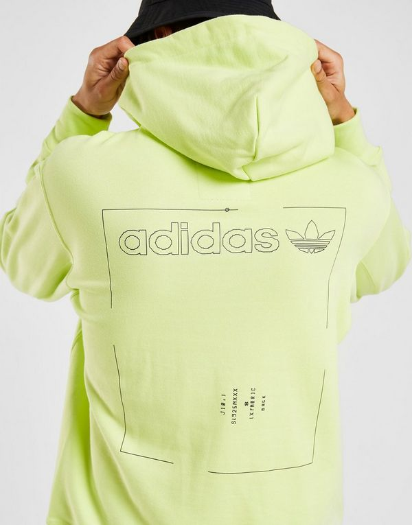 96a9741e3ed adidas Originals Graphic Overhead Hoodie | JD Sports