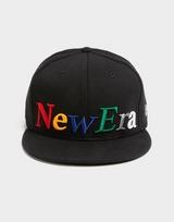New Era หมวก Multi Logo 9FIFTY