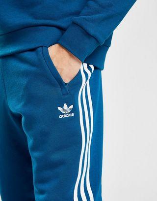 adidas Originals 3 Streifen Fleece Jogginghose Herren   JD