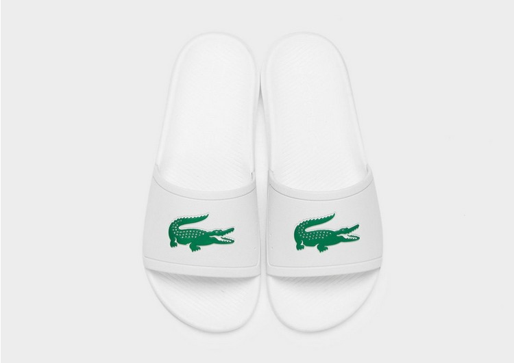 Lacoste chanclas Croco