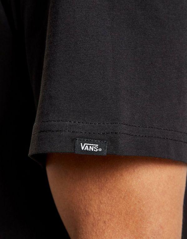 Vans Short Sleeve Flag Central Logo T-Shirt
