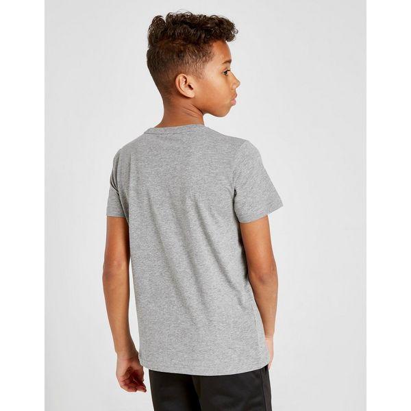 Emporio Armani EA7 Colour Block Logo T-Shirt Junior