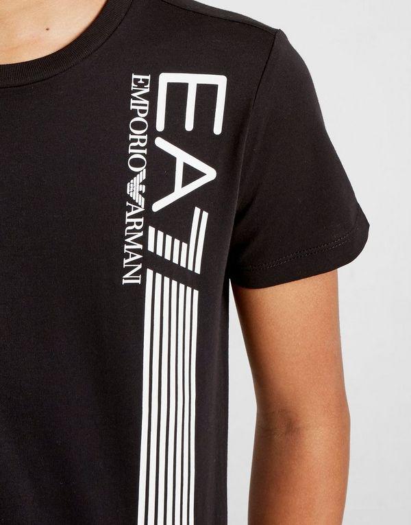 404321e214bf Emporio Armani EA7 7 Lines Short Sleeve T-Shirt Junior
