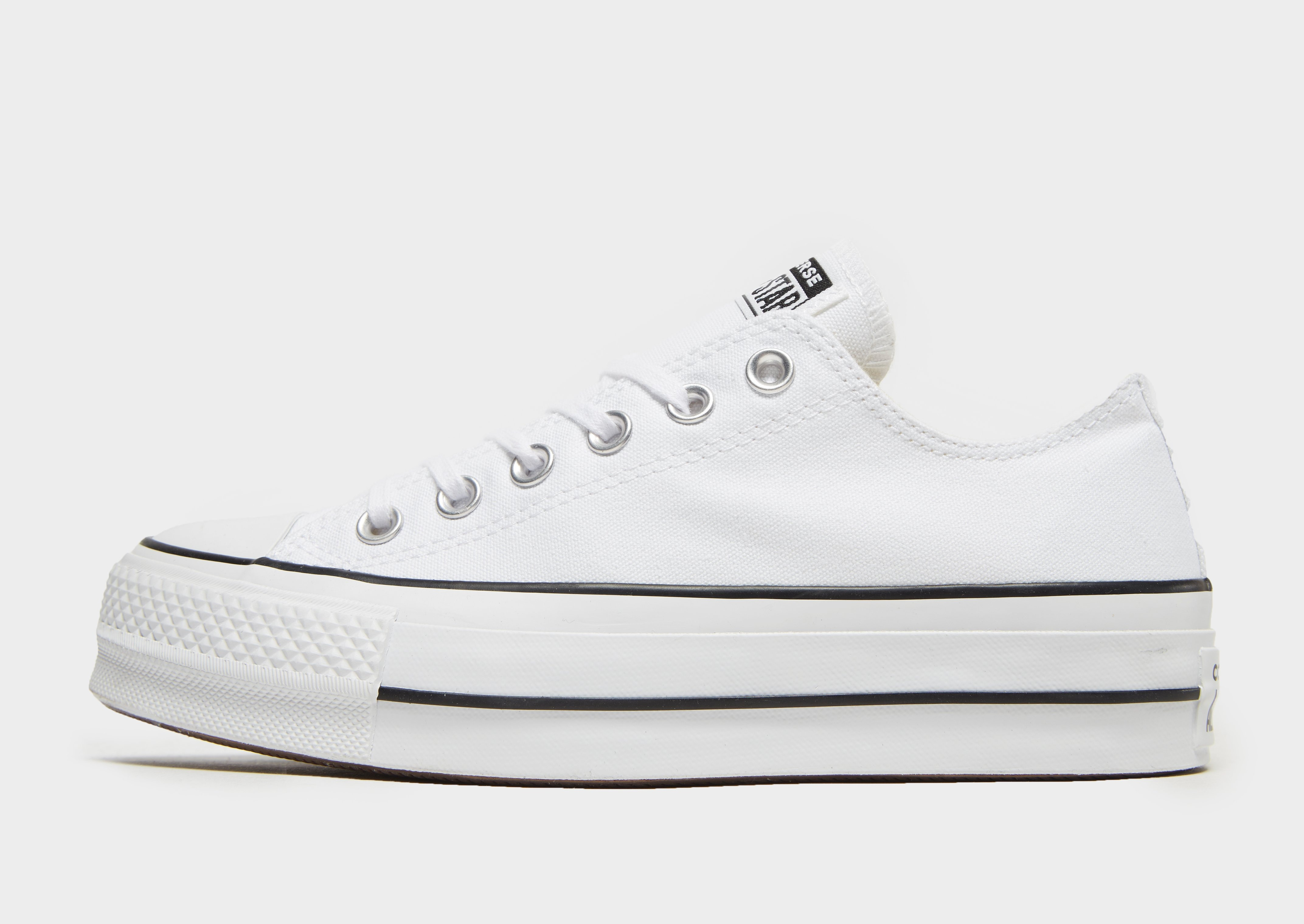 arco Leche Mecánicamente  Buy Converse Chuck Taylor All Star Lift Canvas Low Top Women's | JD Sports
