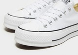 Converse Chuck Taylor All Star Lift Canvas Low Top para Mulher