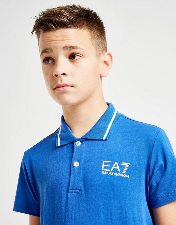 Emporio Armani EA7 Core Poloshirt Kinder