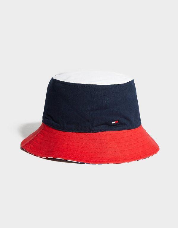 ab0096a4b4dc4 Tommy Hilfiger Reversible Bucket Hat Junior