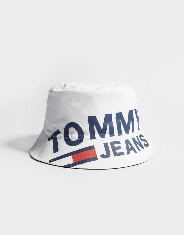 db7bb169 Tommy Jeans Reversible Bucket Hat | JD Sports