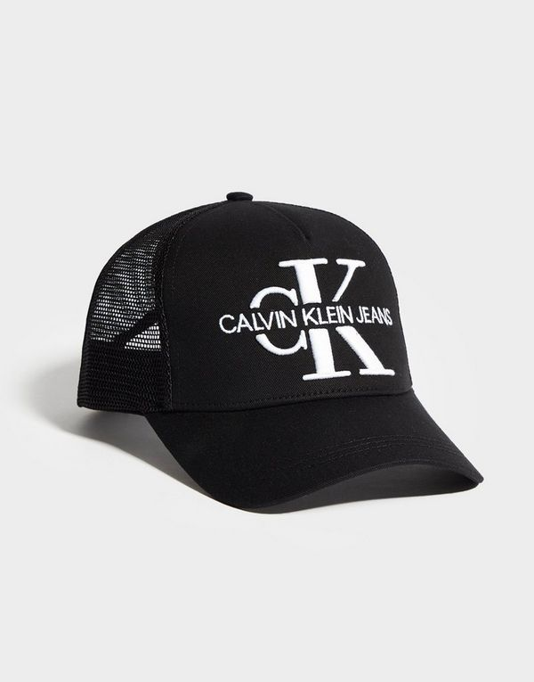 fcf049e86 Calvin Klein Jeans Reissue Trucker Cap | JD Sports
