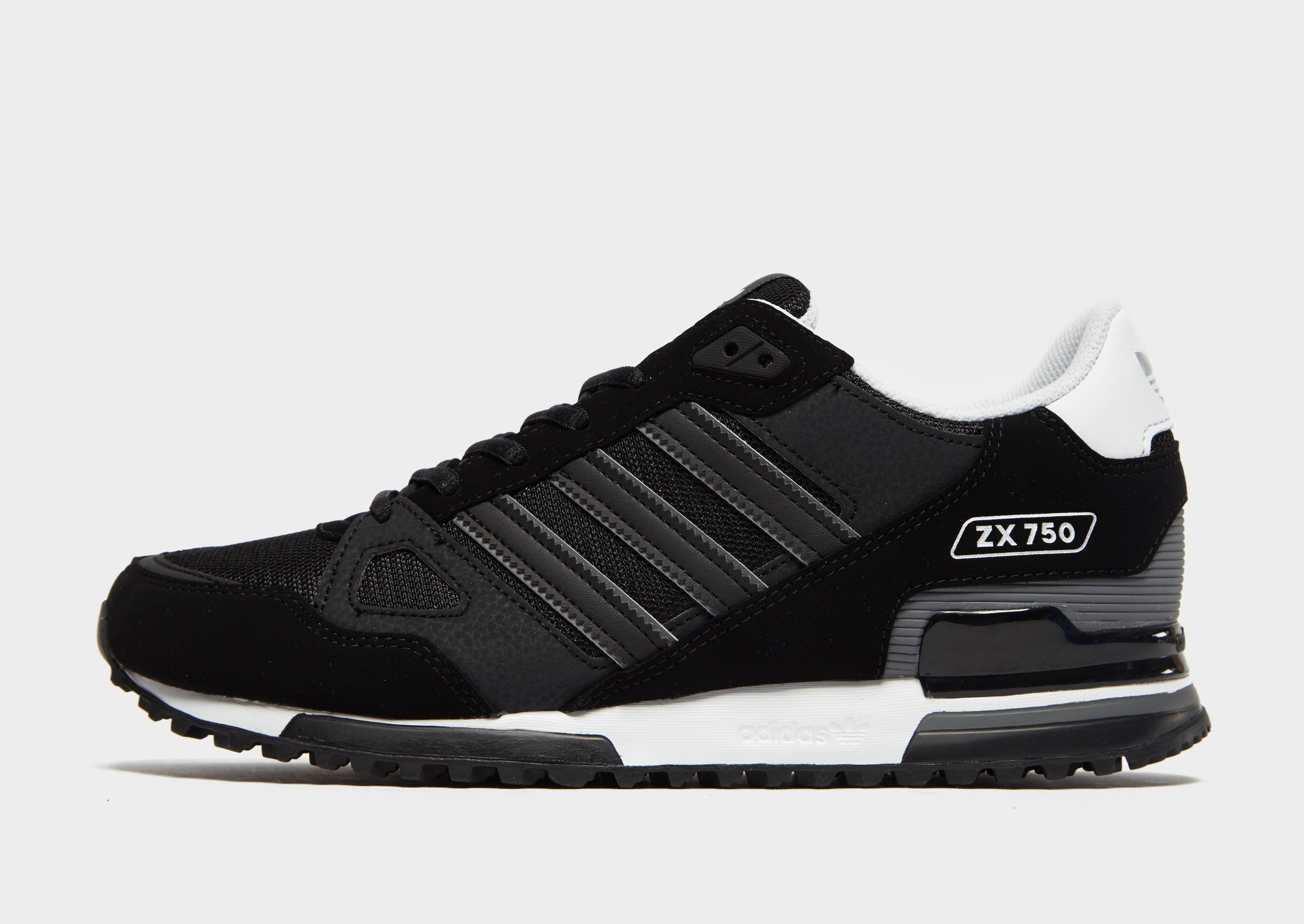 adidas zx 750 noir et blanc