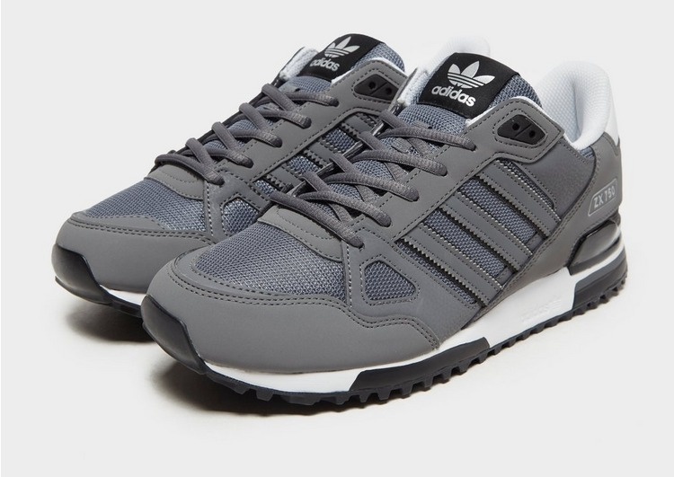 Buy Grey adidas Originals ZX 750 | JD Sports