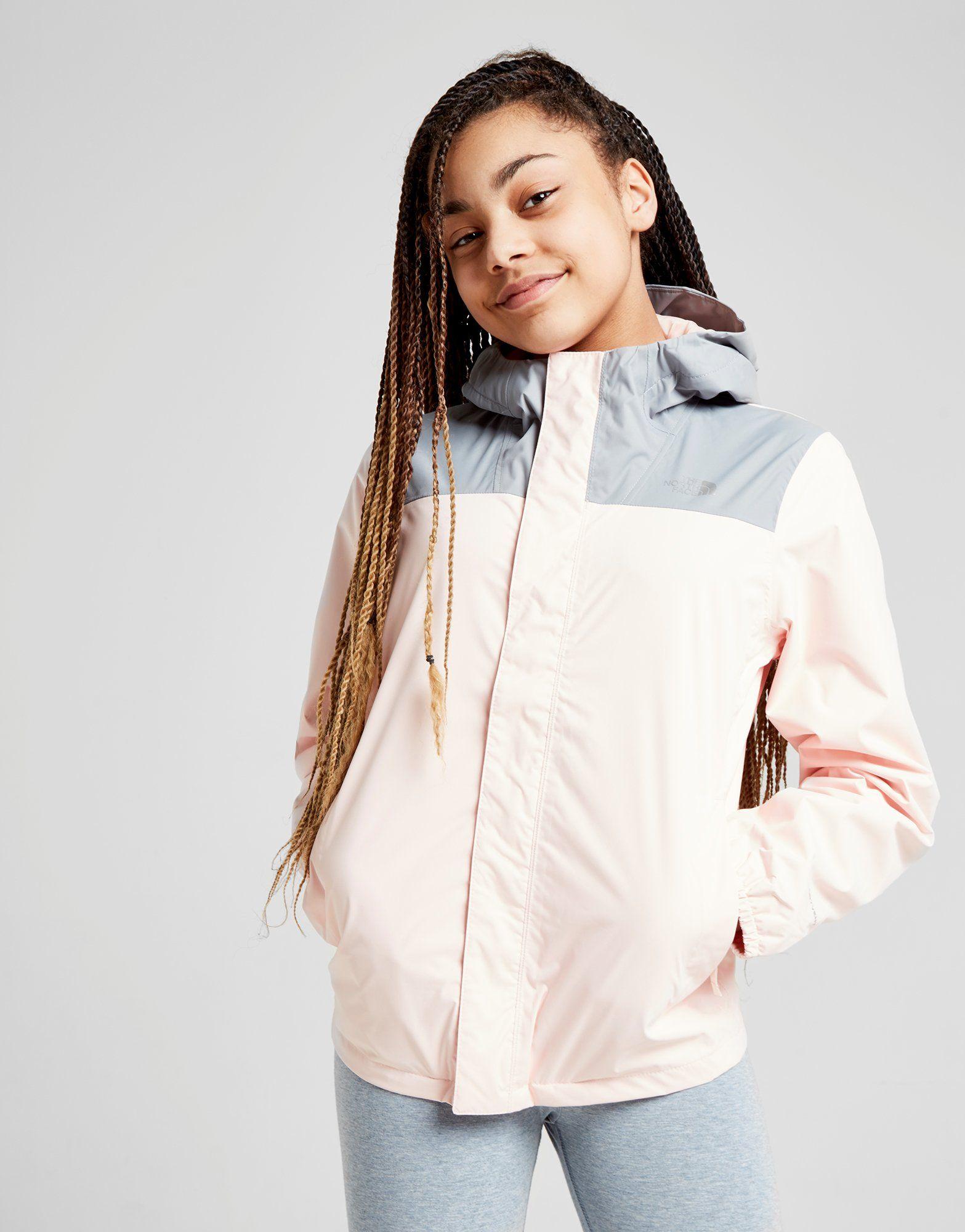 The North Face Girls' Resolve Jacket Junior