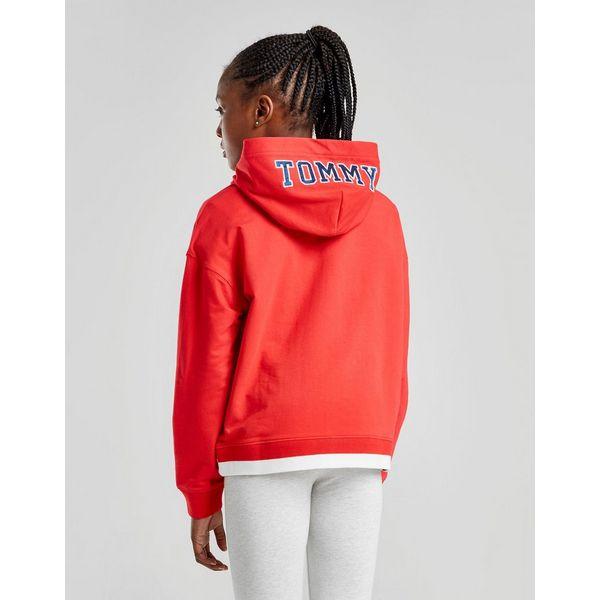 Tommy Hilfiger Girls' Icon Logo Hoodie Junior