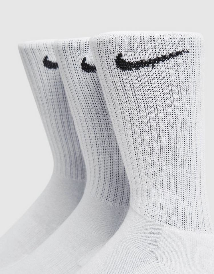 Nike 6-Pack Cushion Crew Strumpor