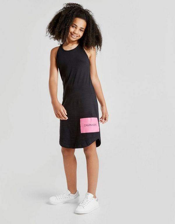 1dbd57f84 Calvin Klein Girls' Tank Dress Junior | JD Sports