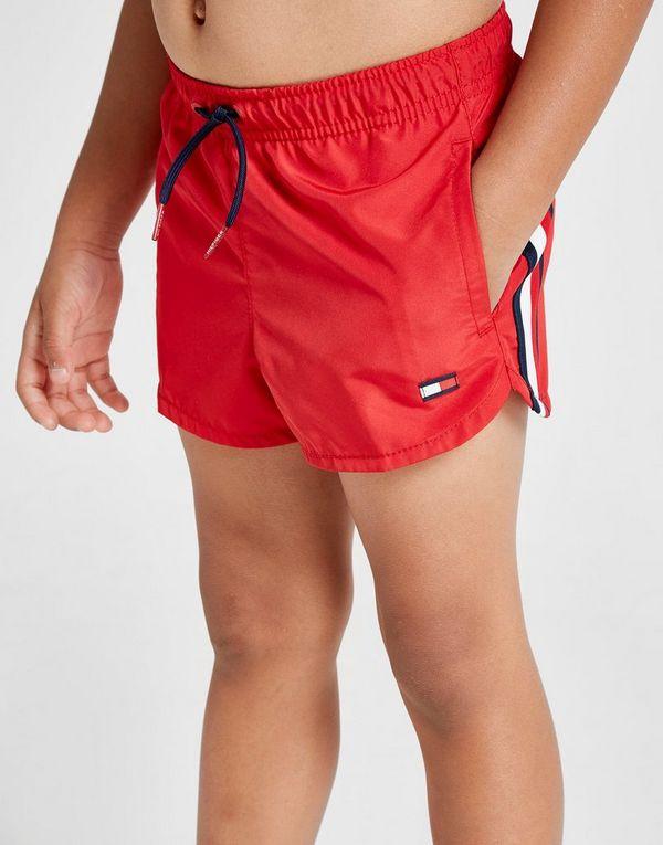 0946089e1ec11 Tommy Hilfiger Flag Swim Shorts Children | JD Sports