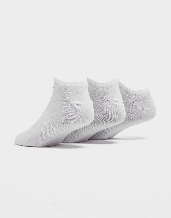 Nike 3 Pack Low Socks