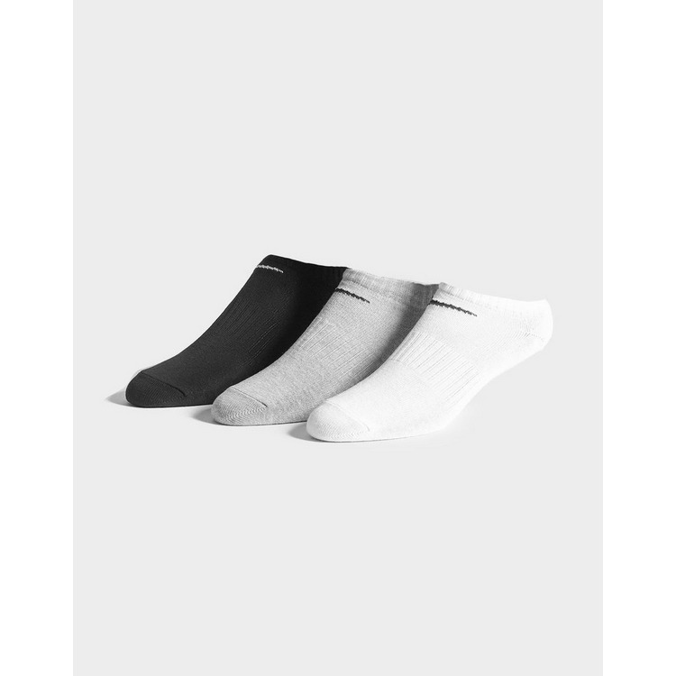 Nike 3 Pack Low Socks
