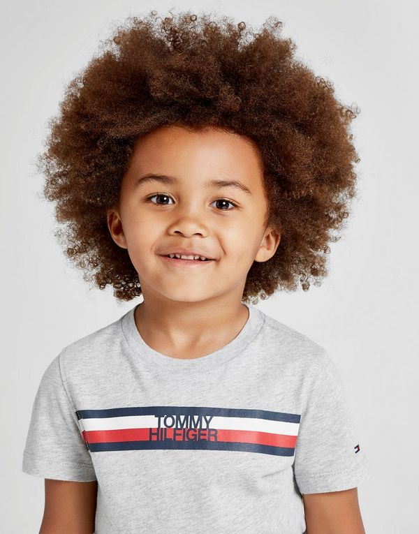 5be540ef3 Tommy Hilfiger Essential Panel T-Shirt Children | JD Sports