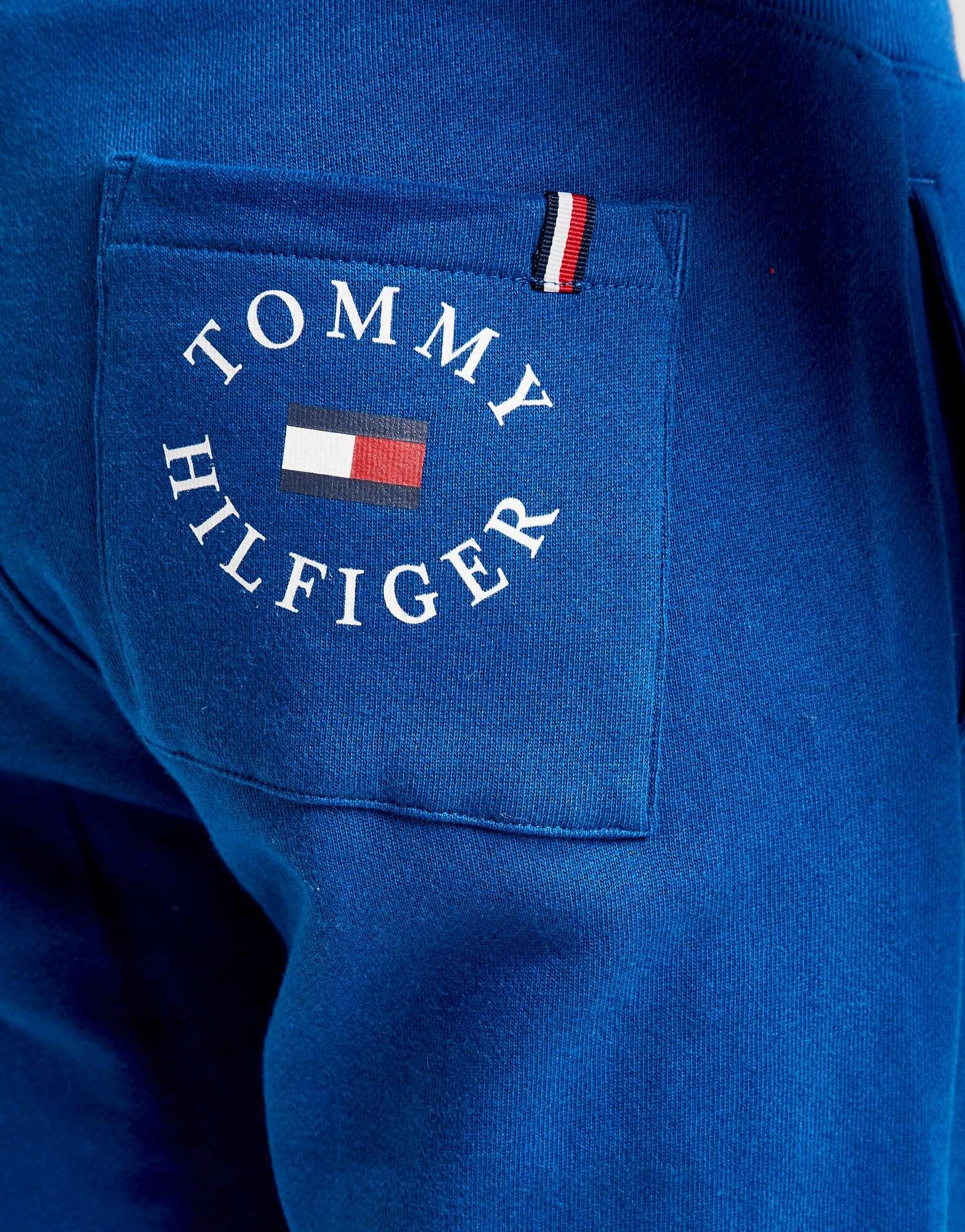 Tommy Hilfiger Logo Fleece Joggers Junior