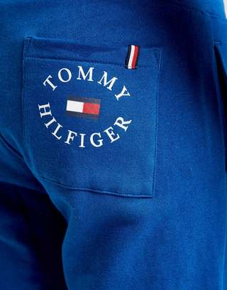 Tommy Hilfiger Logo Fleece Joggers Junior