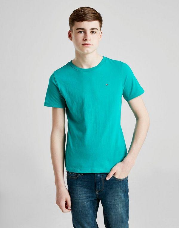 483469e9 Tommy Hilfiger Small Flag T-Shirt Junior | JD Sports
