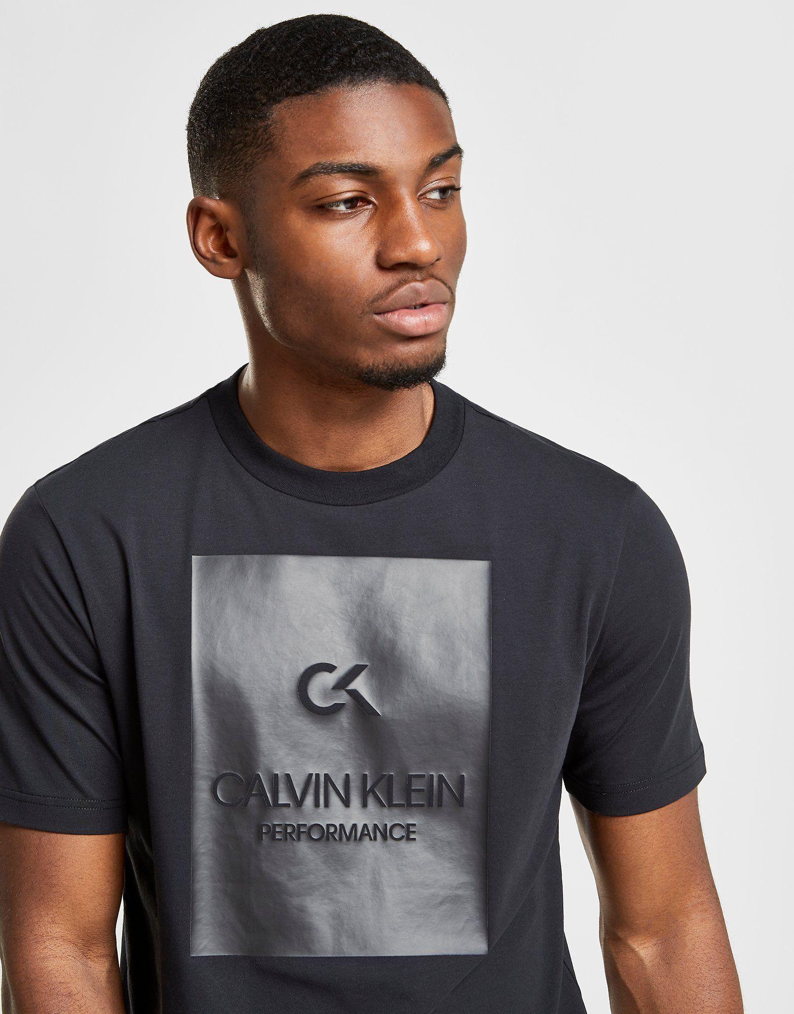 Calvin Klein Performance Box T-Shirt