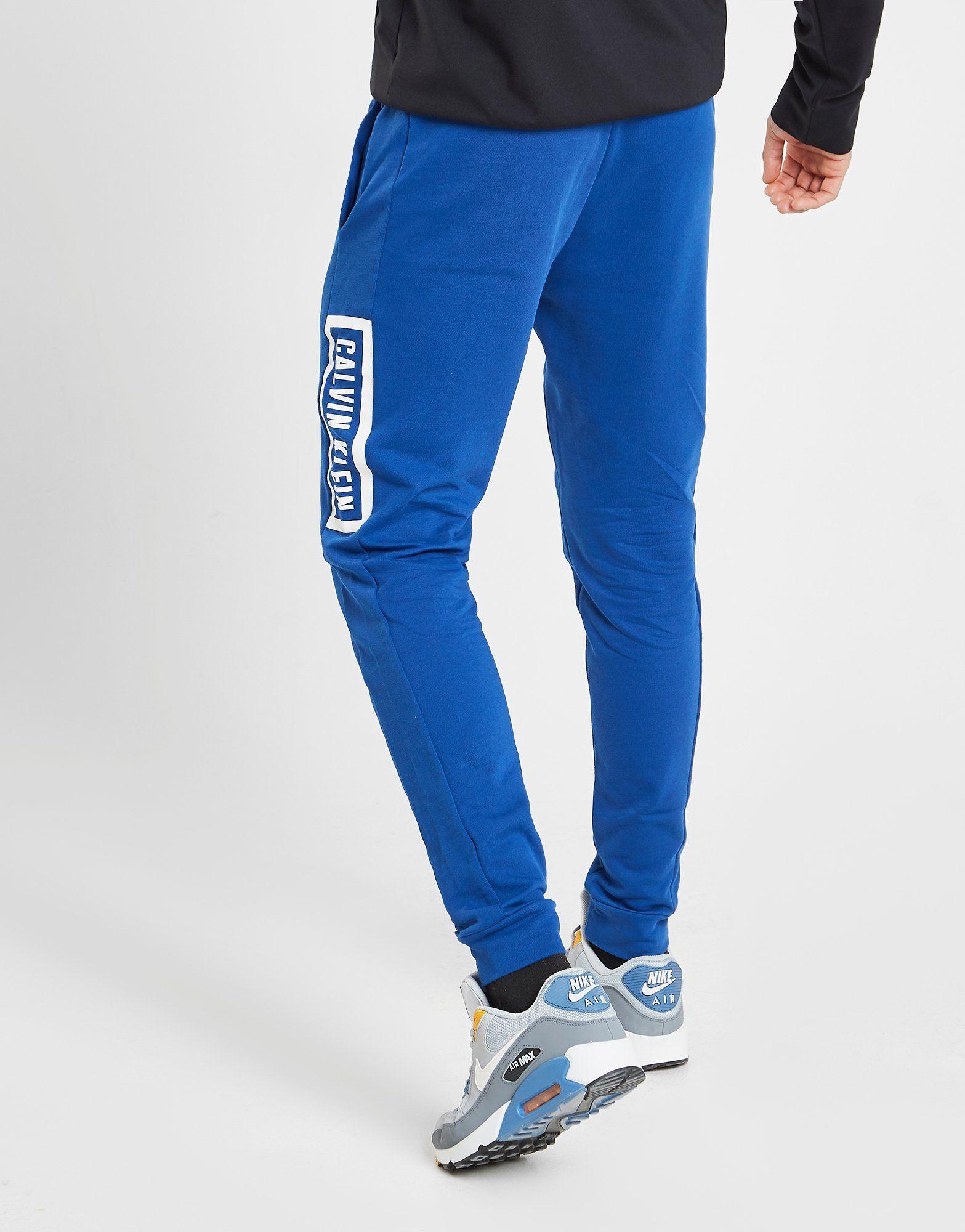 Calvin Klein Performance Leg Box Logo Joggers