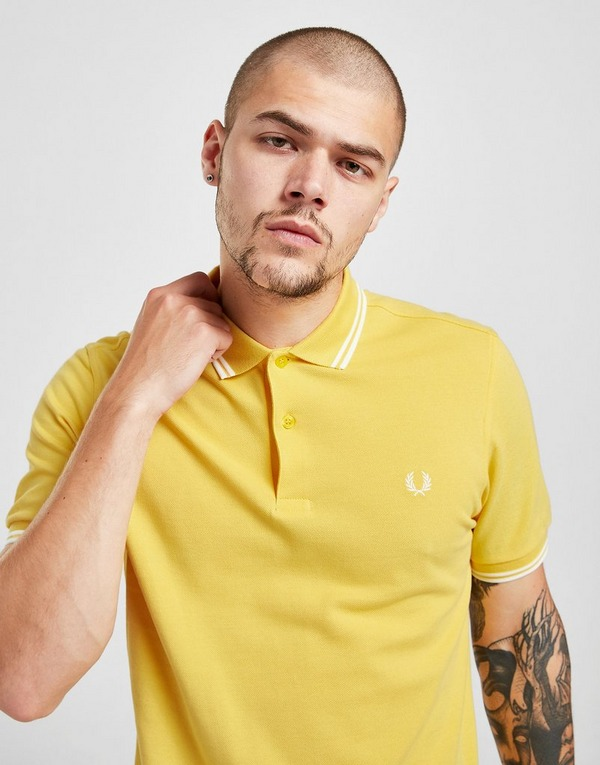 Fred Perry Twin Tipped Polotrøje Herre