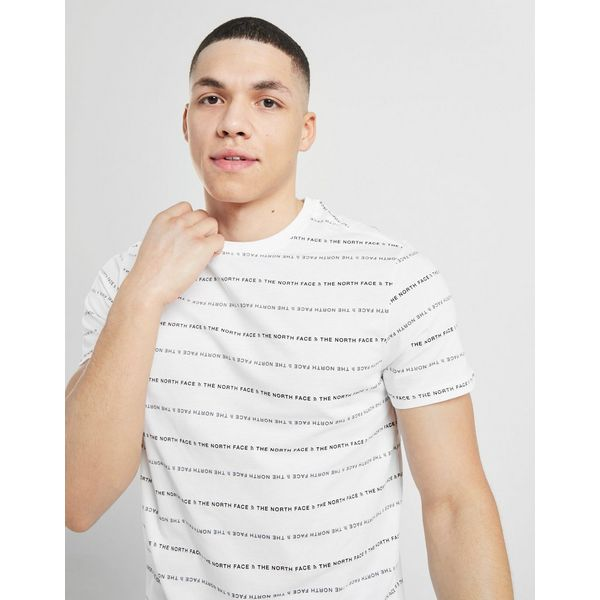 The North Face Classic Stripe T-Shirt