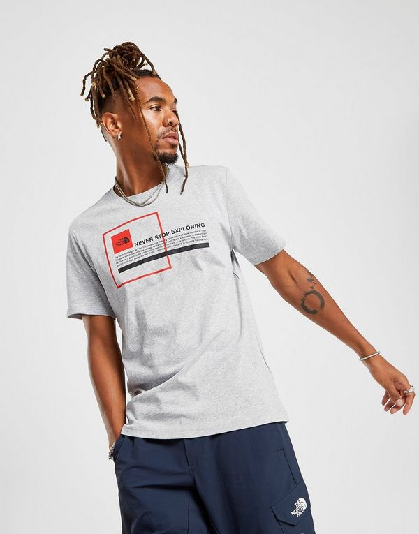 The North Face Box Text T-Shirt