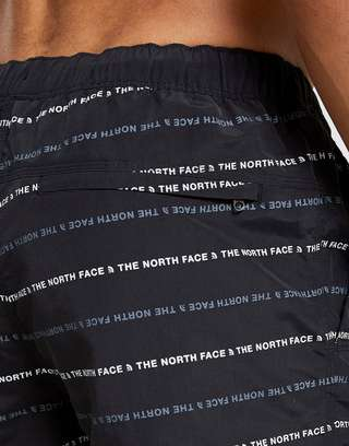 The North Face Classic Stripe Swim Shorts