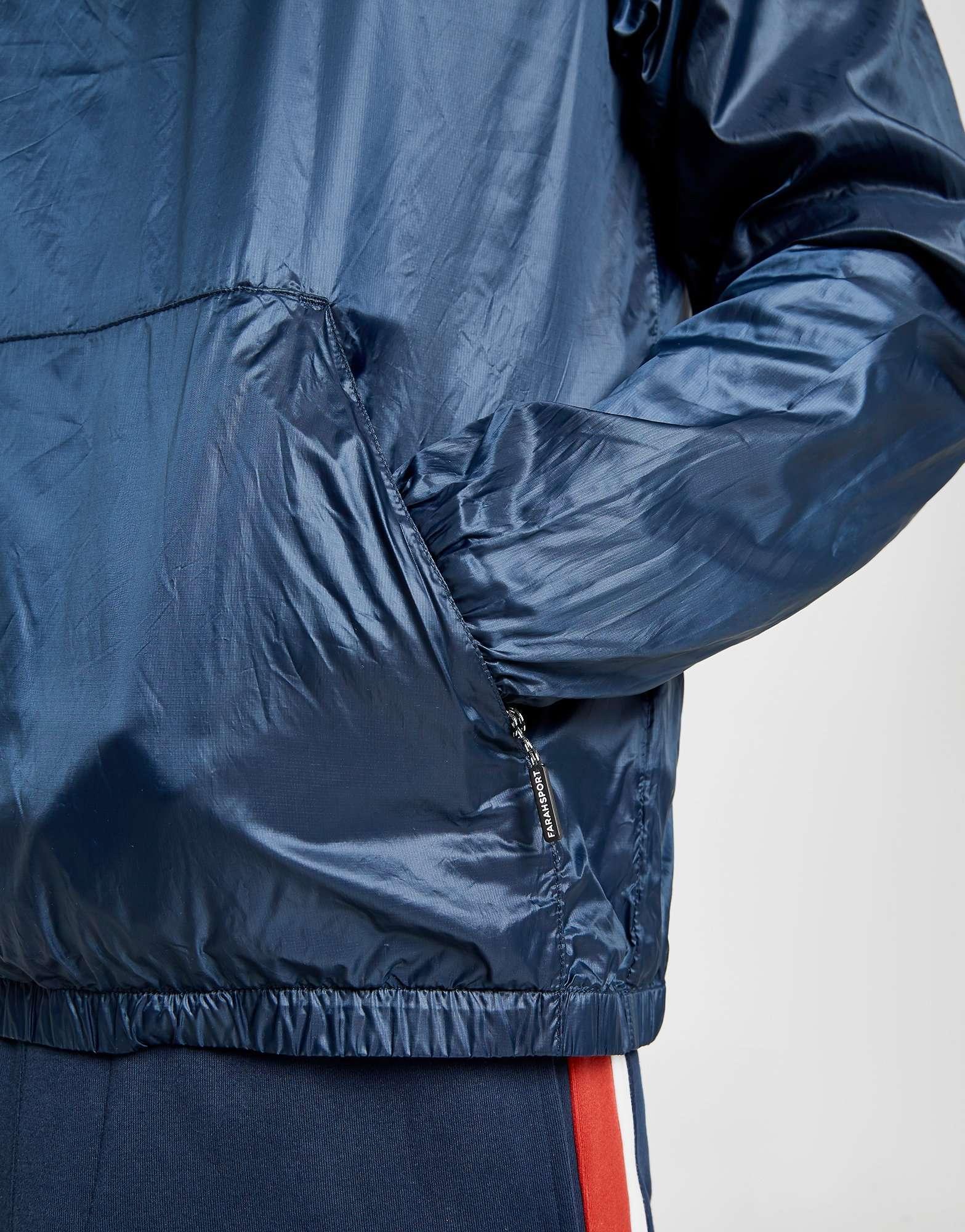 Farah Linwood 1/4 Zip Jacket