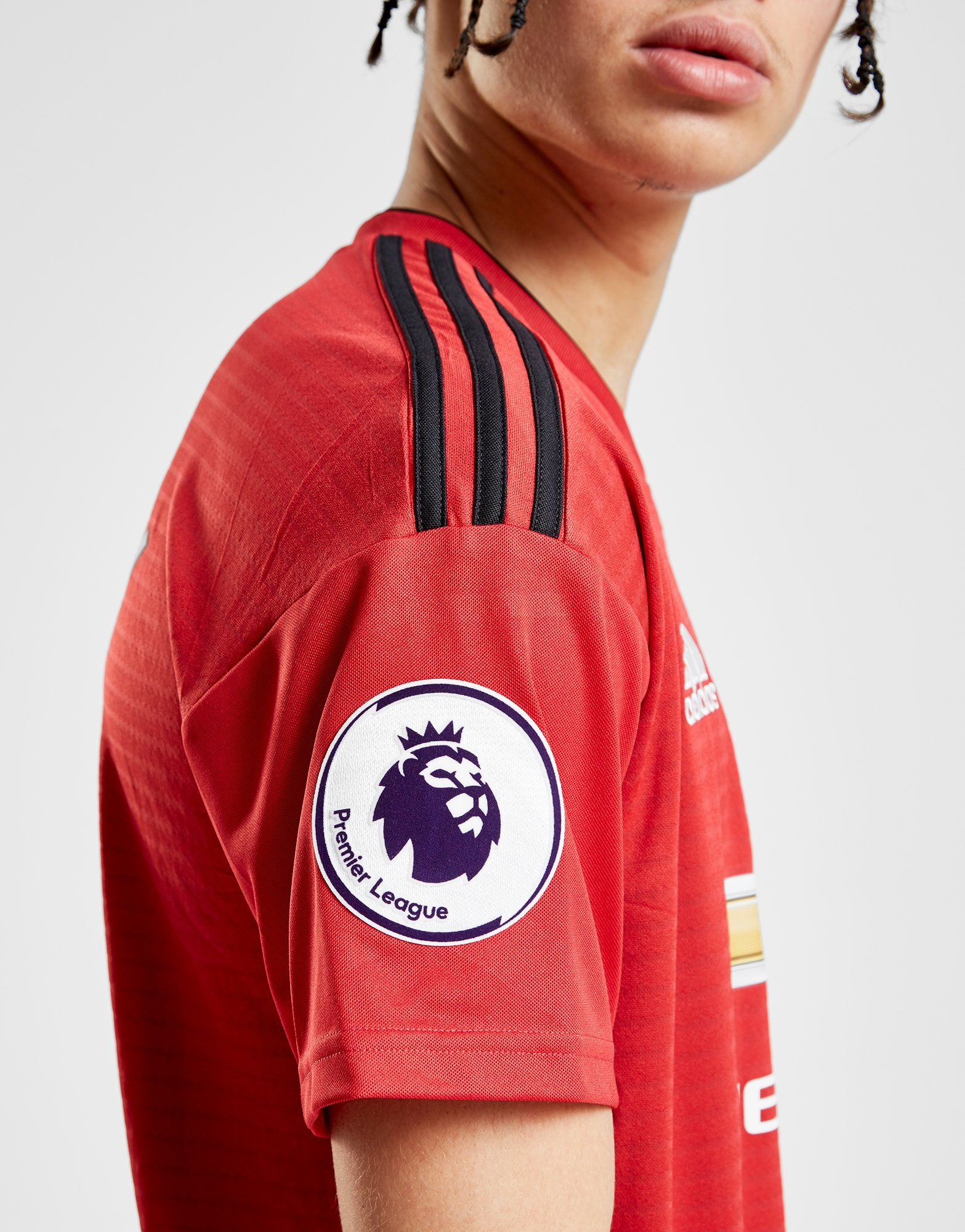 adidas Manchester United FC 2018/19 Alexis #7 Home Shirt