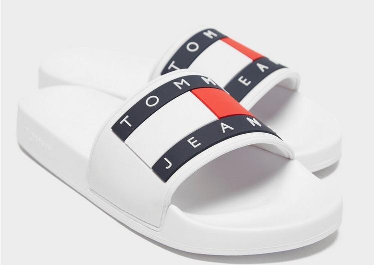 Tommy Jeans Flag Slides Women's