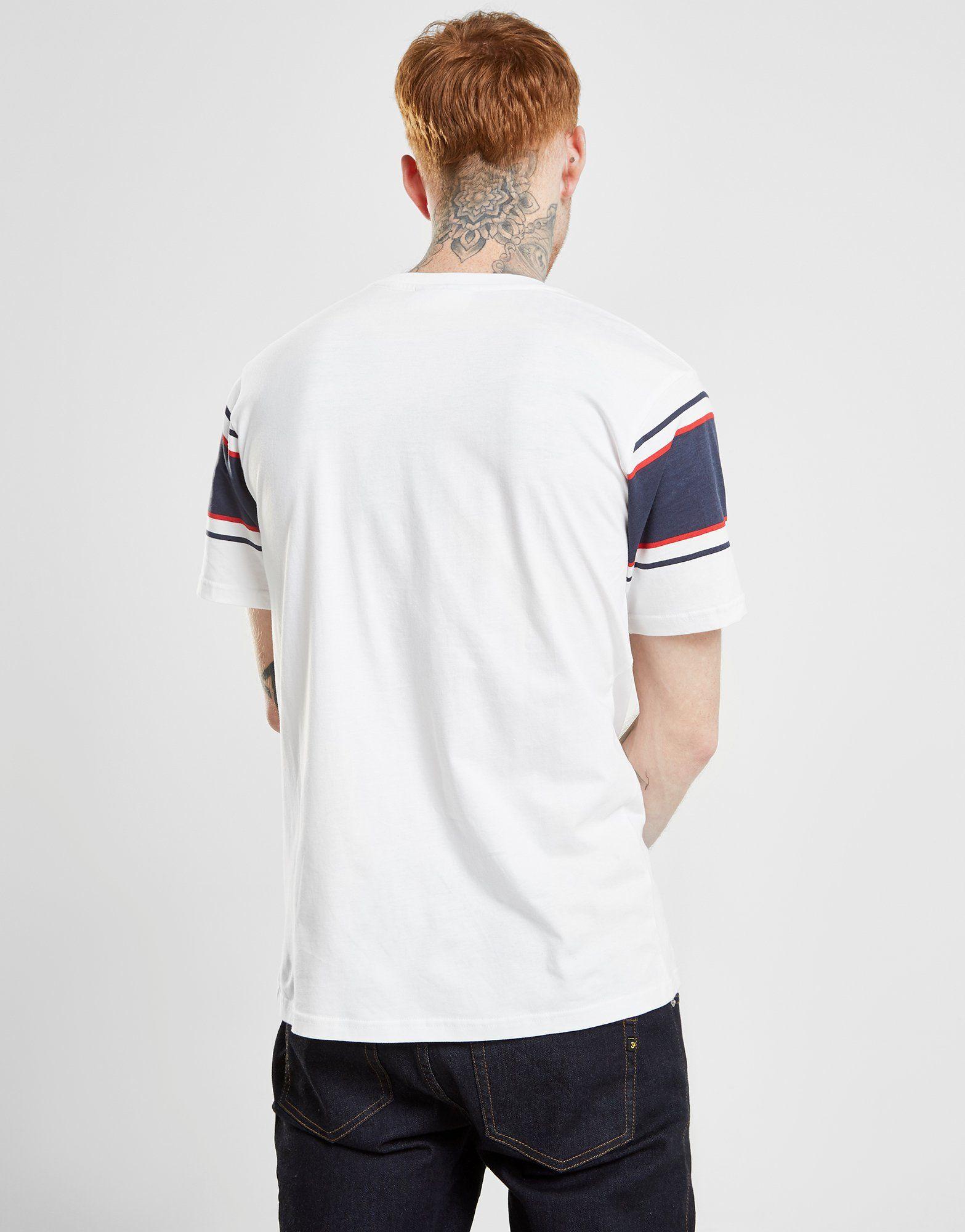 Fila camiseta Brock Stripe