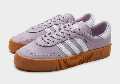 half off 0805a ef419 MYR 420.00 MYR 290.00 adidas Originals Samba Rose Women s