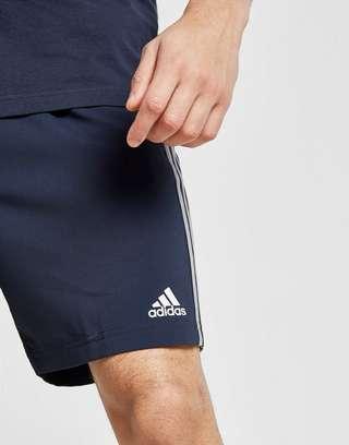 Adidas Mens Sport Essentials Mid Chelsea Shorts Black