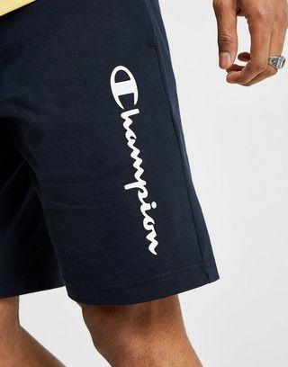Champion Script Jersey Shorts