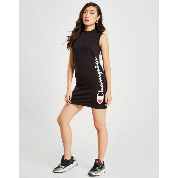 Champion Logo Sleeveless Dress