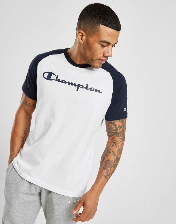 b44b2de6 Champion Raglan Core T-Shirt | JD Sports