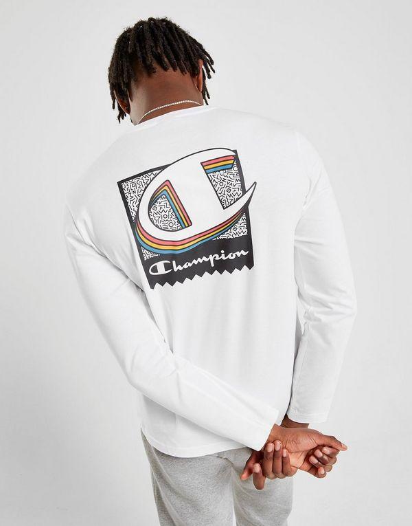 67ad80980 Champion '90s Long Sleeve T-Shirt | JD Sports