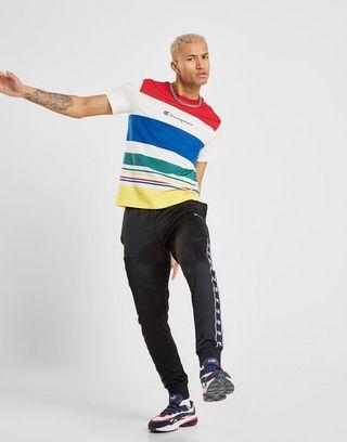 Champion camiseta Stripe