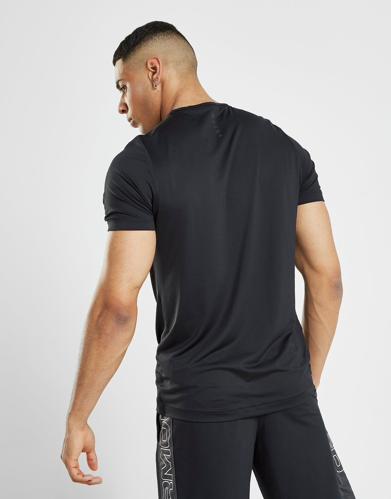 Under Armour RUSH Short Sleeve T-Shirt