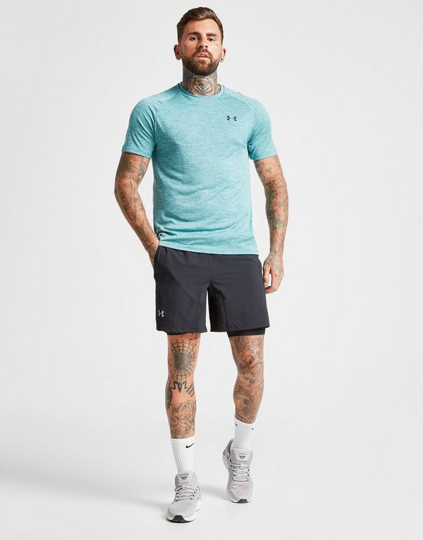 Under Armour pantalón corto Launch 2-In-1