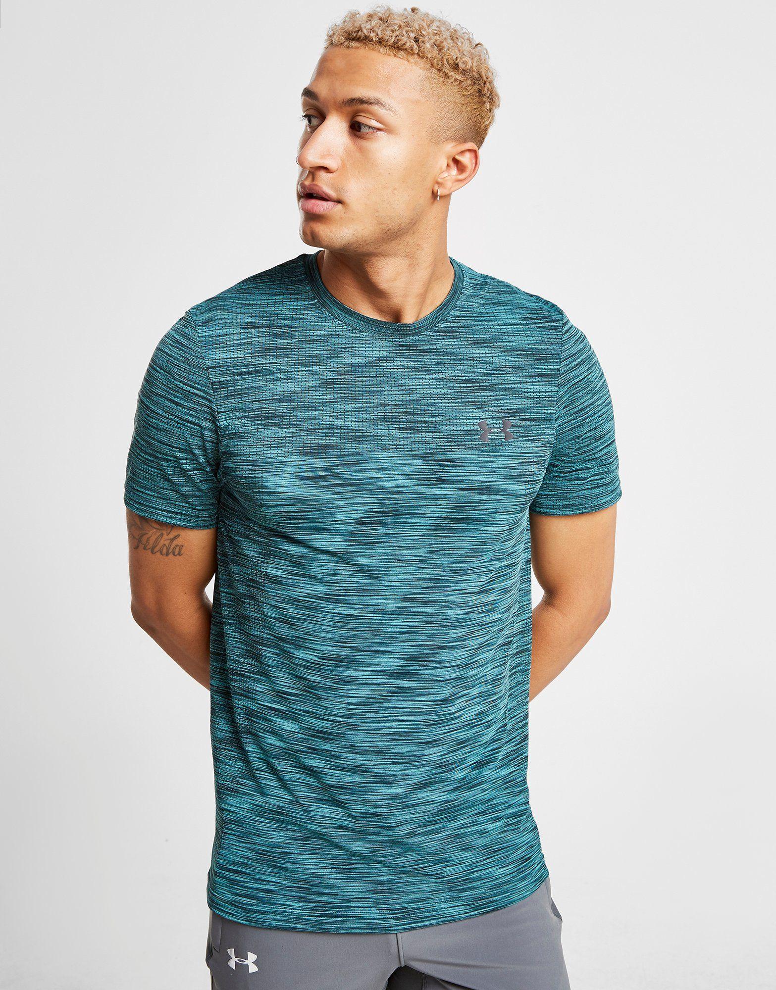 572f2153ce Under Armour Vanish Seamless Short Sleeve T-Shirt | JD Sports