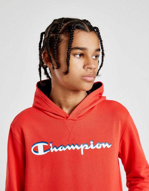 Champion Logo Hoodie Junior