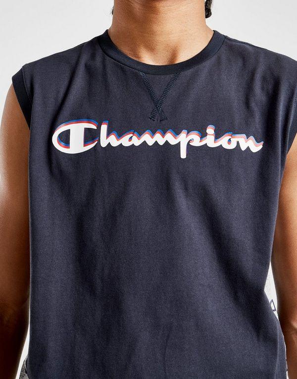 Champion Logo Vest Junior