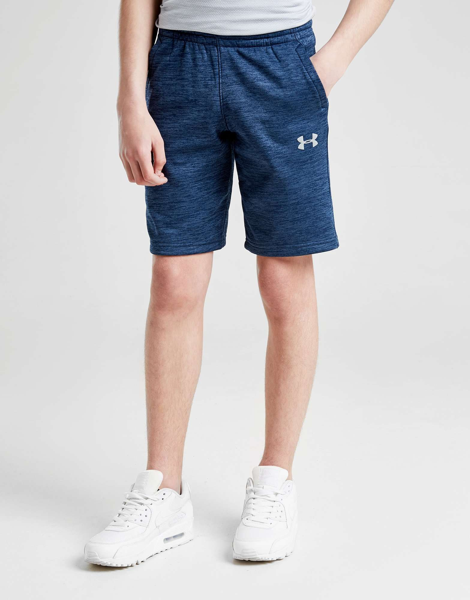 Under Armour Fleece Poly Shorts Junior