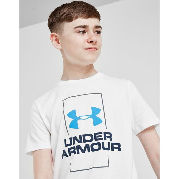 Under Armour camiseta Vertical Logo júnior